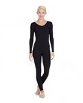 Capezio Adult Long Sleeve Unitard - You Go Girl Dancewear