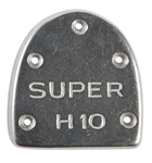 Danshuz Super Heel Taps - You Go Girl Dancewear