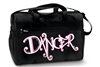 Danshuz Dancer Duffle Bag with rhinestones - You Go Girl Dancewear
