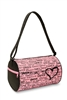 Dance Is In My Heart Duffle Dance Bag - You Go Girl Dancewear