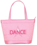 Danshuz Quilted Star Dance Tote - You Go Girl Dancewear