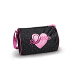 Danshuz QUILTED Rhinestone HEART Dance DUFFEL - You Go Girl Dancewear