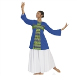 Eurotard Adult Joyful Praise Long Sleeve Tunic