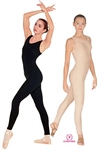 Eurotard Adult Cotton Tank Unitard - 1029