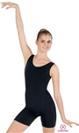 Eurotard Adult Cotton Biketard - 10334 - You Go Girl Dancewear