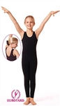 Eurotard Child Cotton Tank Unitard - 10528