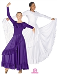 Eurotard Adult Revelation Dress, 2X-3X - You Go Girl Dancewear