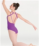Body Wrappers Child through Adult Double Strap Leotard - You Go Girl Dancewear