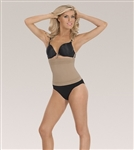Julie France Plus Size Leger Tummy Shaper by Eurotard - You Go Girl Dancewear