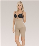 Julie France Plus Size Leger High Waist Boxer Shaper by Eurotard - You Go Girl Dancewear