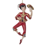 Nutcracker Chinese Dancer Ornament - You Go Girl Dancewear