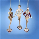 Kurt Adler Rockette Ornament - You Go Girl Dancewear