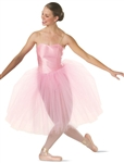 Leo Adult Juliet Skirt - LD136LT - You Go Girl Dancewear