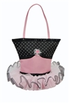 Tutu Tote Bag with Sequins