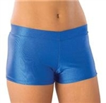 Pizzazz Child Hot Shorts - 5300 - You Go Girl Dancewear