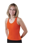 Pizzazz Adult MVP Racer Back Top - 9800 - You Go Girl Dancewear