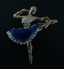 Ballerina Pin - You Go Girl Dancewear