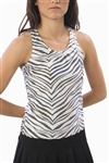 Pizzazz Child Glitter Zebra Tops Grab Bag - Style 9800 - You Go Girl Dancewear
