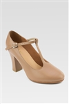 So Danca T-Strap Leather Character Dance Shoe