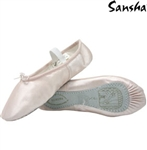 Sansha Star Full Sole Satin Ballet - You Go Girl Dancewear