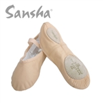 Sansha Star Split Sole Canvas Ballet - 15L - You Go Girl Dancewear