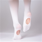 You Go Girl Footed Convertible Tights for Girls