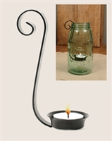 Mason Jar Tea Light Holder