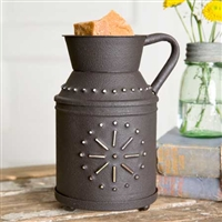 Milk Jug Tart Warmer