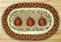 Braided Oval Trivet