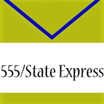 555/State Express Tobacco Flavored E-Liquid