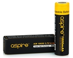 Aspire 18650 ICR 40A Battery