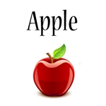 Apple Flavored E-Liquid