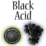 Black Acid Flavored E-Liquid