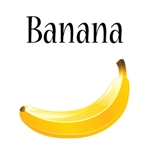 Banana Flavored E-Liquid