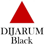 Dijarum Black Tobacco Flavor E-Liquid