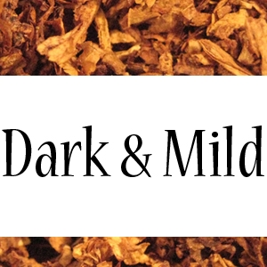 Dark & Mild Tobacco Flavor E-liquid