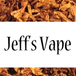 Jeffs Vape Tobacco Flavor E-Liquid