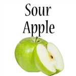 Sour Apple Flavored E-Liquid