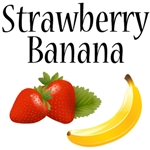 Strawberry/Banana Mix Flavor E-Liquid