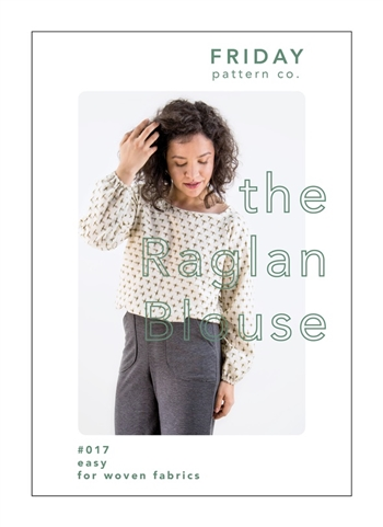 The Raglan Blouse