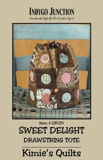 "Indygo Junction Pattern - ""Sweet Delight"""