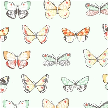 "Butterfly Collection, 44/45"" wide"