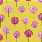"Lollipop Trees, 44/45"" wide"