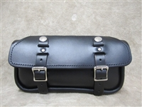 Large Rectangle Leather Tool Bag