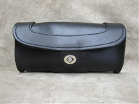 Short Deluxe Leather Tool Bag