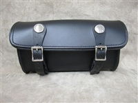 Small Handlebar Leather Tool Bag