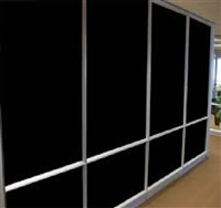 Blackout/Whiteout Window Films