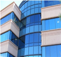 "Blue Reflective Window Films-VLT 15% (60"" x 100 Ft Roll)"