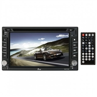 "Tview 6.2"" DDin Receiver, USB/SD, Bluetooth, Steering Wheel Control"