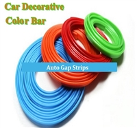 CAR DECORATIVE STRIPS-ORANGE